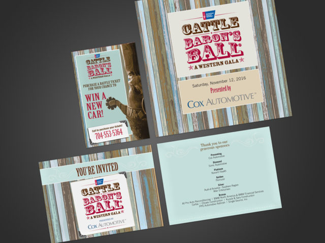 American Cancer Society Cattle Baron's Ball