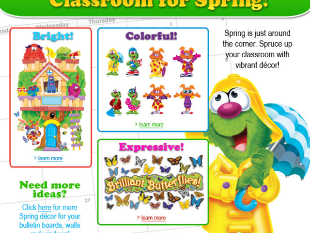 Educators Resource Seasonal Sidekick